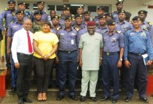 Photo of NIGERIAN NAVY ON COURTESY VISIT TO IBOM POWER