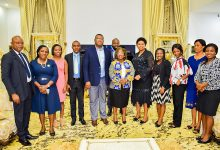 Photo of IBOM POWER BOARD CHAIR HOSTS ICSAN PATRON, EXCOS