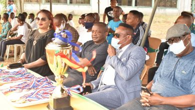 Photo of IBOM POWER SUPPORTS AKWA IBOM SPORTS WRITERS